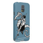 Prince & The  Seahorse Galaxy S5 Cover