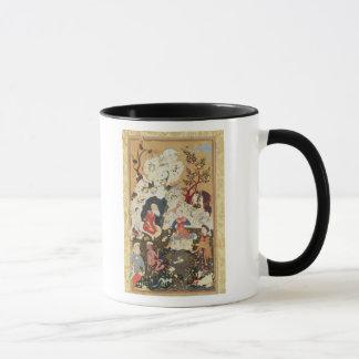 Prince visiting an Ascetic Mug