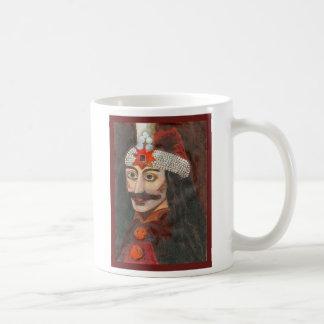Prince Vlad Dracula Classic White Coffee Mug