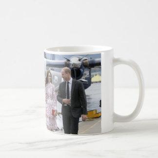 Prince William and Catherine Coffee Mug