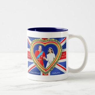 Prince William and Catherine Royal Wedding Coffee Mug