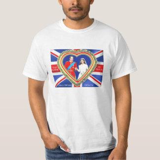 Prince William and Catherine Royal Wedding Tee Shirt