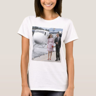 Prince William and Catherine T-Shirt
