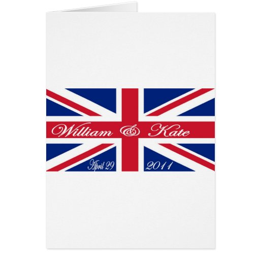 Prince William and Kate Greeting Cards