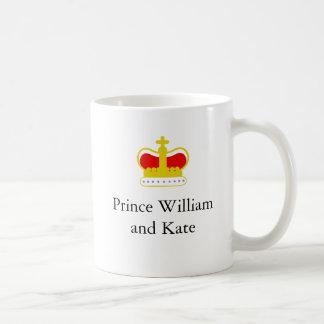 Prince William and Kate Coffee Mug