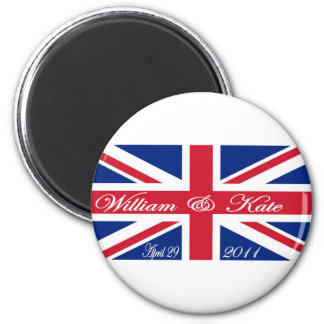 Prince William and Kate Magnet
