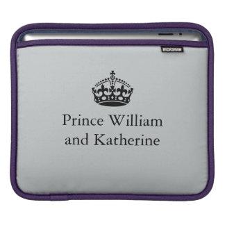 Prince William and Katherine iPad Sleeve