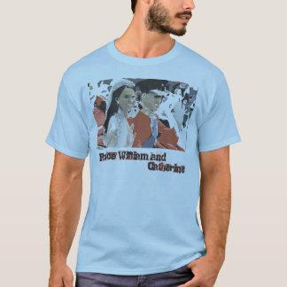 Prince William & Catherine T-Shirt