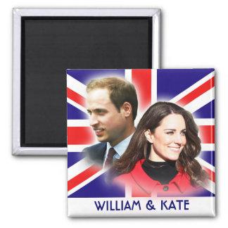 Prince William & Kate Middleton Magnet