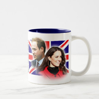 Prince William & Kate Middleton Mug