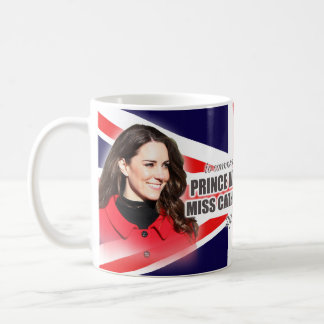 Prince William & Kate Royal Wedding Mug