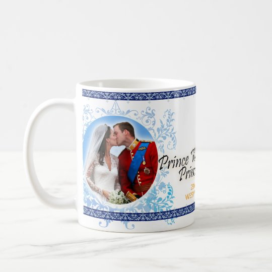 ca6c480a6fc Prince William & Kate Royal Wedding Mug