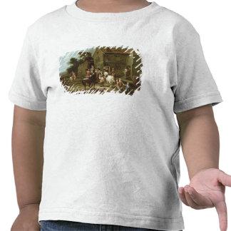Prince William of Orange with Huntsmen T-shirt