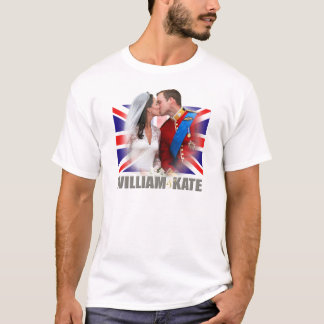 Prince William & Princess Catherine Shirt