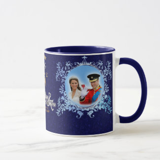 Prince William & Princess Catherine Wedding Mug