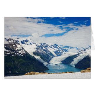 Prince William Sound Alaska Greeting Card