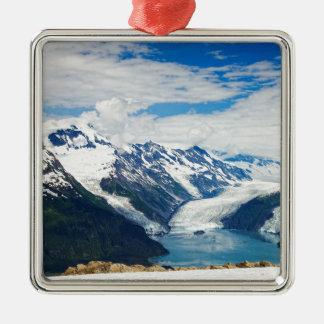 Prince William Sound Alaska Christmas Ornaments