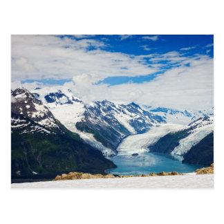 Prince William Sound Alaska Post Card