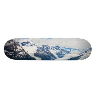 Prince William Sound Alaska Skateboard Deck