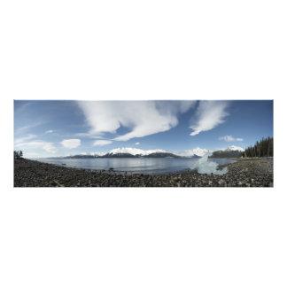 Prince William Sound Panorama Photo