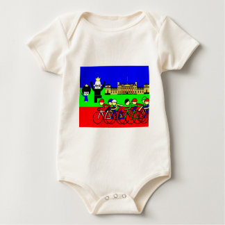 Prince William starts Stage 1 Baby Bodysuit