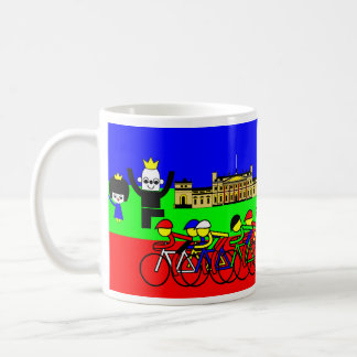 Prince William starts Stage 1 Classic White Coffee Mug