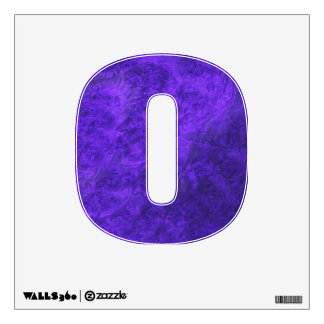Princely Purple Wall Decal