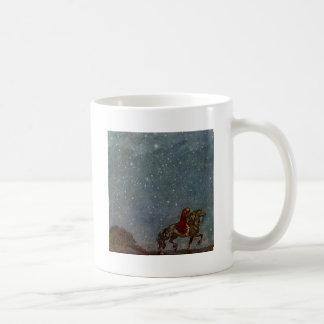 Princes Riding Coffee Mug