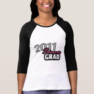 Princesa 2011 Grad T-Shirt Camiseta