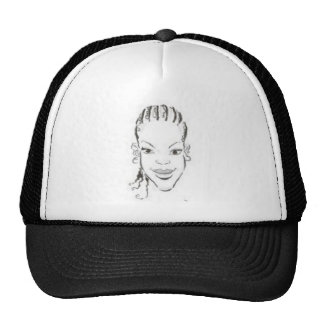 Princesa africana gorra