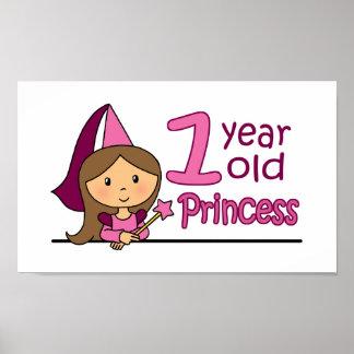 Princesa Age 1 Poster