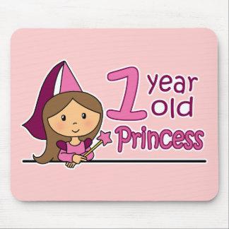 Princesa Age 1 Alfombrilla De Ratón