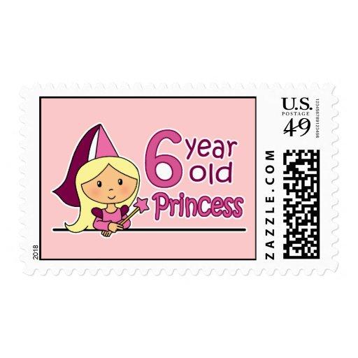 Princesa Age 6