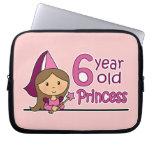 Princesa Age 6 Funda Portátil