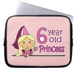 Princesa Age 6 Fundas Portátiles