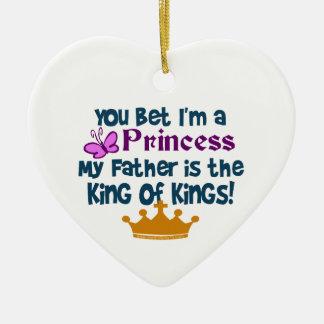 ¡Princesa al rey de reyes Ornatos