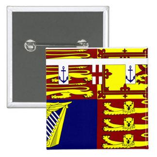 Princesa Alexandra bandera de Reino Unido Pin