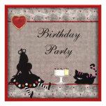 Princesa Alicia y fiesta de cumpleaños del gato de Comunicado Personal