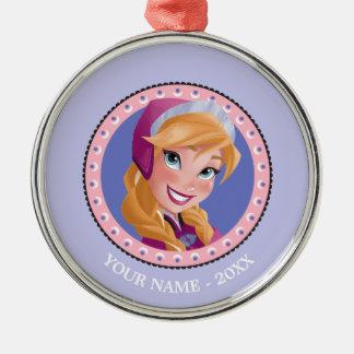 Princesa Ana Personalized Ornamento De Navidad