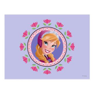 Princesa Ana Tarjeta Postal