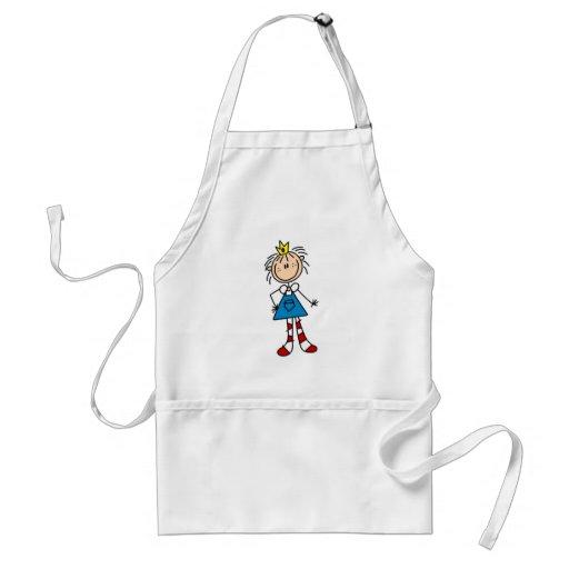 Princesa Annie Ragdoll Tshirts y regalos Delantales