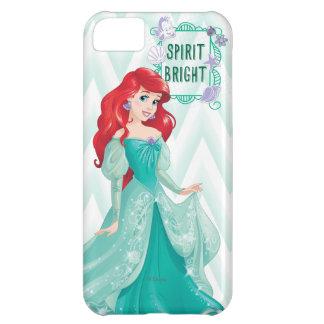 Princesa Ariel Funda Para iPhone 5C