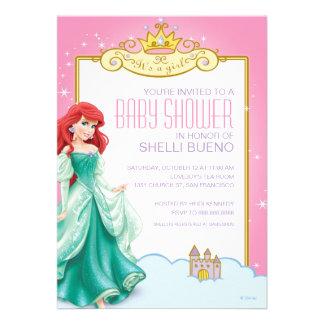 Princesa Ariel It de Disney es una fiesta de Comunicado Personal