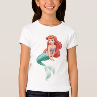Princesa Ariel Playera