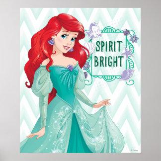 Princesa Ariel Póster