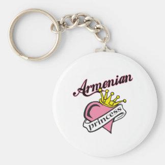 Princesa armenia llaveros personalizados