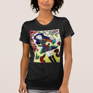 Princesa Arte-Daisey Van Diesel Camiseta