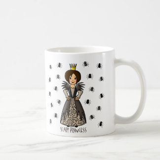 Princesa asustadiza taza clásica