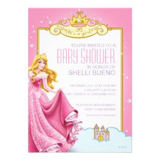 Princesa Aurora It de Disney es una fiesta de Invitaciones Personalizada