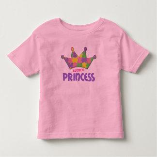Princesa autística 1 AUTISMO Tshirts